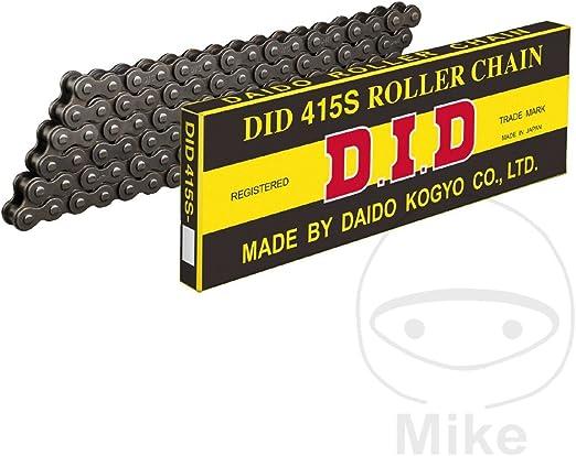 Did Kette 415 S 118 Glieder Standard Offen Mit Clipschloss Auto