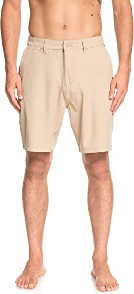 Quiksilver Mens 20 Union Amphibian Hybrid Shorts