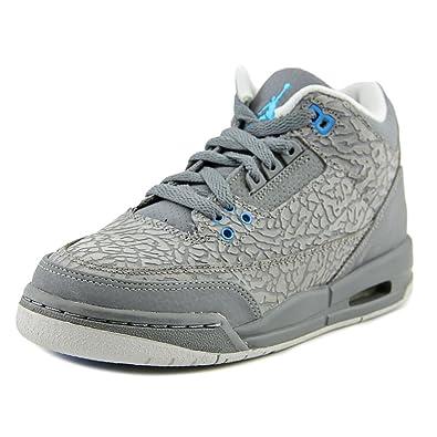 sale retailer 220af 1d539 Amazon.com   Nike Girls  Air Jordan 3 Retro