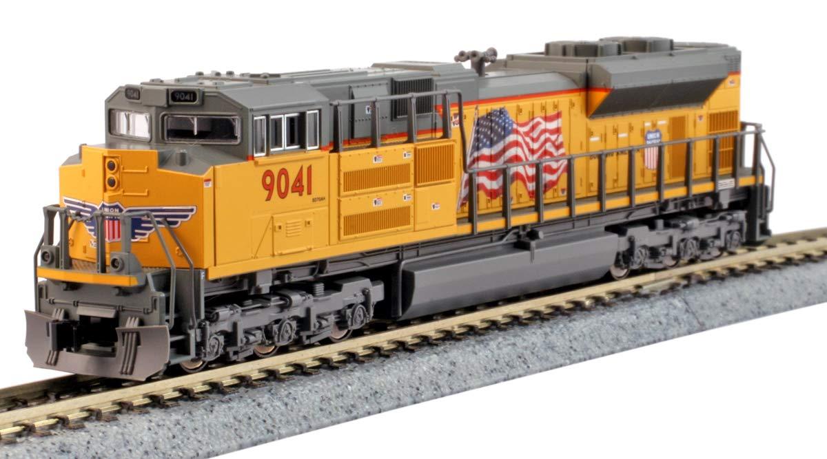 Kato N Scale SD70ACe Union Pacific #9041 DC DCC Ready