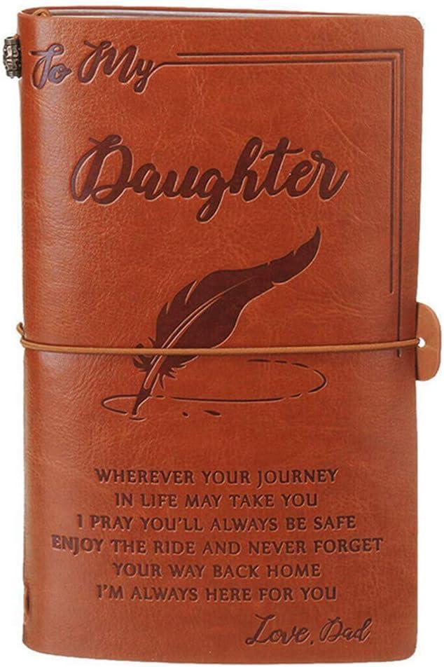 FzJs-J-in Journal de Cuir grav/é Carnet de Voyage Journal de Voyage Journal daffaires