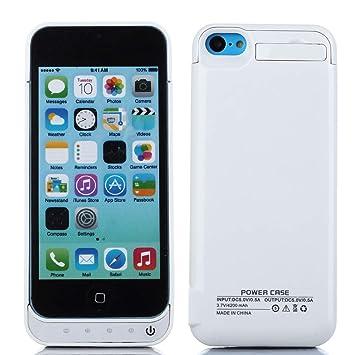 EASYCOBFunda Batería para iPhone SE 5SE 5 5S 4200mAh Battery ...