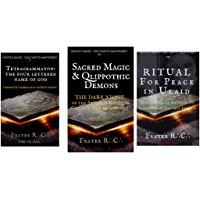 Occult Magic:: The Tehuti Manuscripts Vol: IV-VI (English Edition)