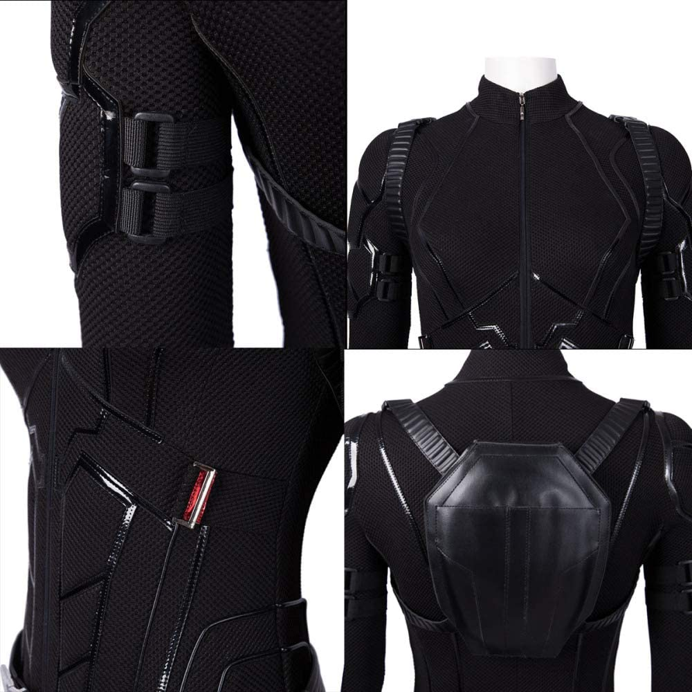 BLOIBFS Disfraz De Viuda Negra Disfraces Superheroes Mujeres ...