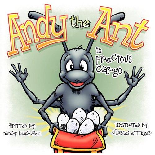 Andy the Ant in Precious Cargo (New Cargo Precious)