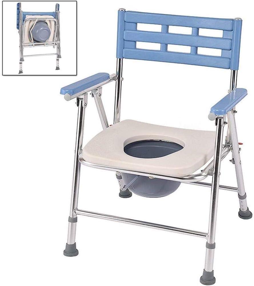 大人のための箪笥の椅子、ヘビーデューティーポルタトイレ、キャンプ用便器バケットポータブルトイレとトイレの安全フレーム