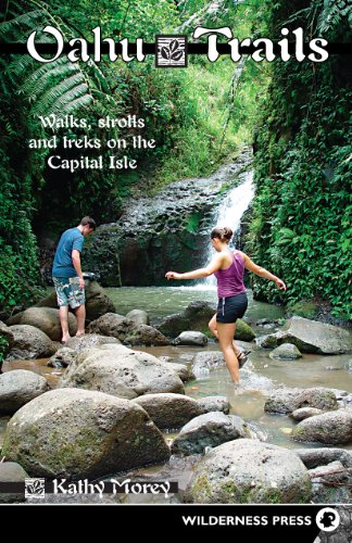 Oahu Trails: Walks, Strolls And Treks on the Capital Isle (Oahu Marketplace)