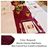 ShinyBeauty Table Runner 2 Pack Sequin Table