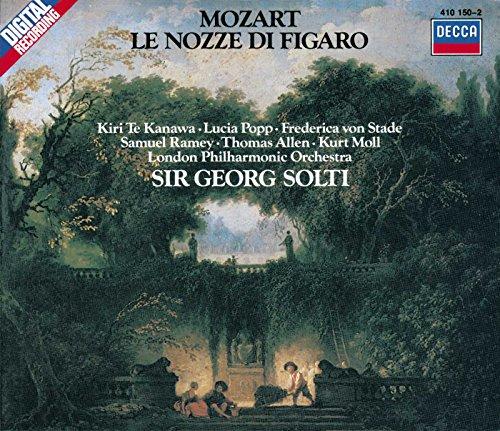 Mozart: Le Nozze di Figaro - Nozze Figaro Opera Le Di