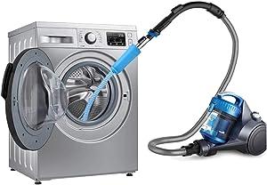 Afflatus Dryer Vent Cleaner Kit, Dry Vent Cleaning Kit, Vacuum Hose Attachment Brush Lint Remover Dryer Vent Vacuum Hose