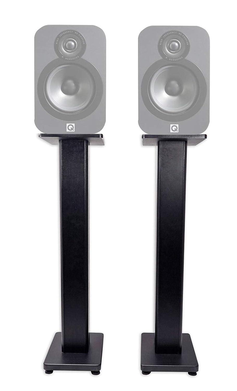 ペアBookshelf Speaker Stands for Q Acoustics 3020本棚スピーカー B07F9TYTMB