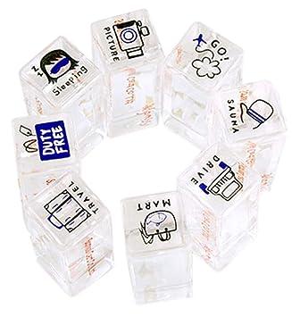 Amazon.com: Blancho Bedding - Juego de sellos de plástico ...