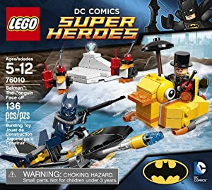 LEGO Superheroes 76010 Batman: The Penguin Face Off (Discontinued by manufacturer) at Gotham City Store