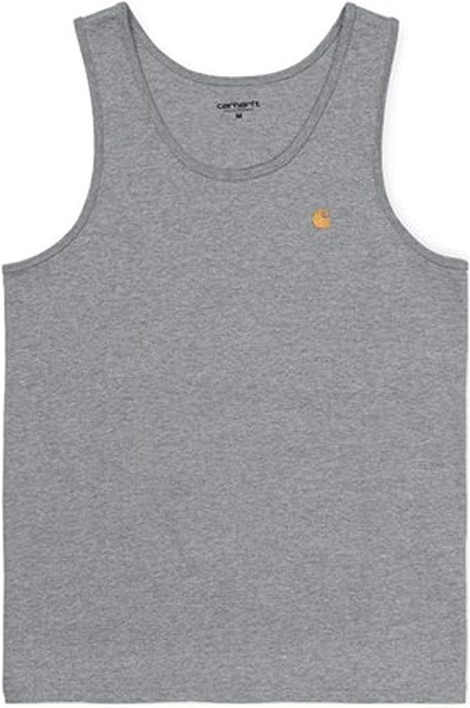 Carhartt Débardeur Chase A-Shirt Grey Heather: