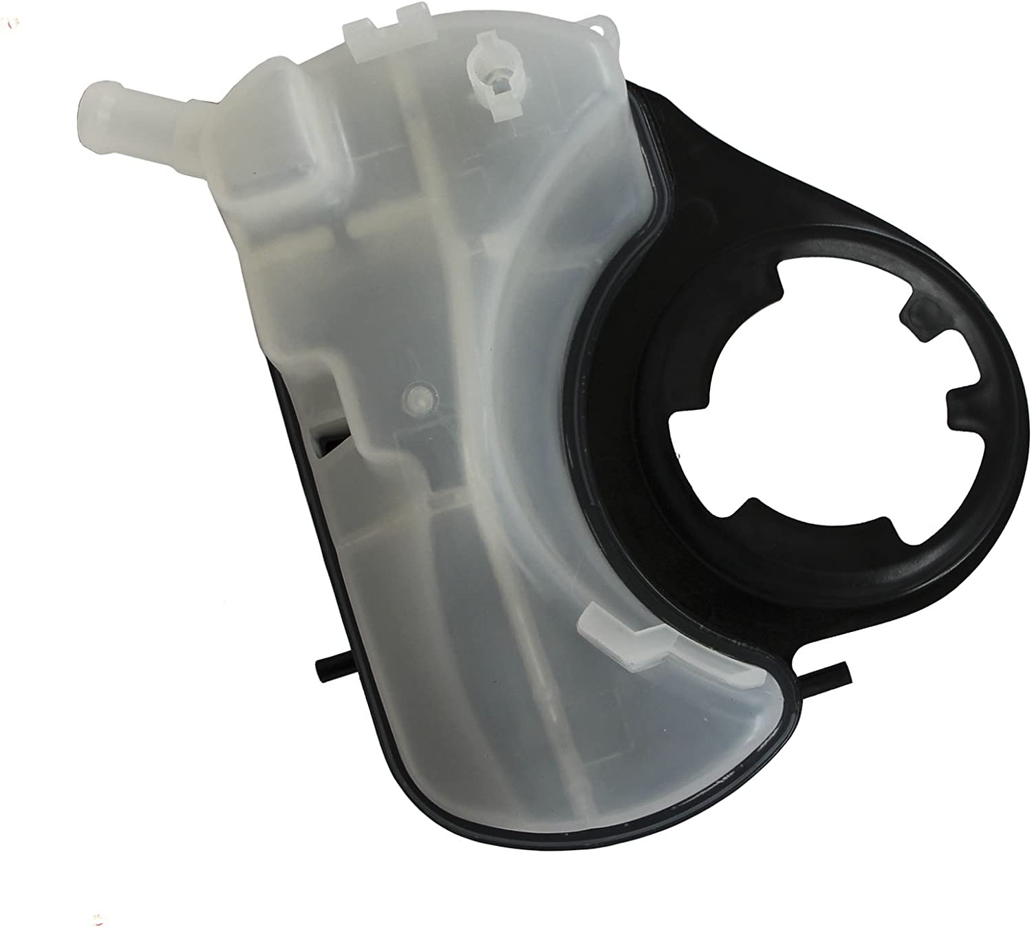 Rein Automotive EPT0144 Engine Coolant Recovery//Radiator Expansion Tank