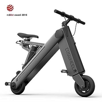 Coswheel Aone Smart bicicleta eléctrica plegable, fácil y plegado simple patinete