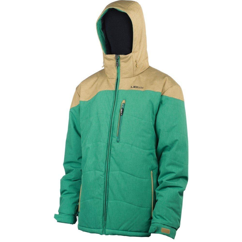 (リブテック) Lib Tech メンズ スキースノーボード アウター Totally Down Snowboard Jacket [並行輸入品] B07B9D9NVM
