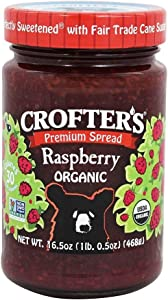 Premium Spread Raspberry 16.5 Ounce Jar