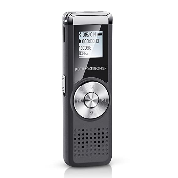 Review Jadeke Voice Recorder 16GB