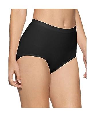 0130926acad1 Ladies Light Control Seamless Body Shaper Briefs: Amazon.co.uk: Clothing