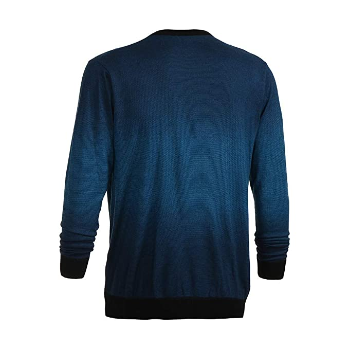 Moda Hombre Impreso Casual Manga Larga Camisas Delgadas Tops Blusa de Internet: Amazon.es: Ropa y accesorios