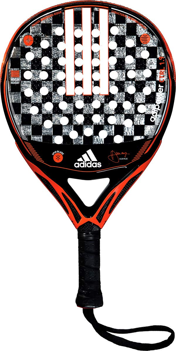 Amazon.com : adidas Adipower Control 1.9 Orange/Black/Silver ...
