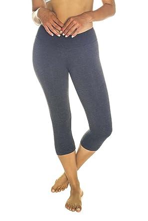 b92ebfeeaefd18 FitwearUSA Women's Capri Legging at Amazon Women's Clothing store ...