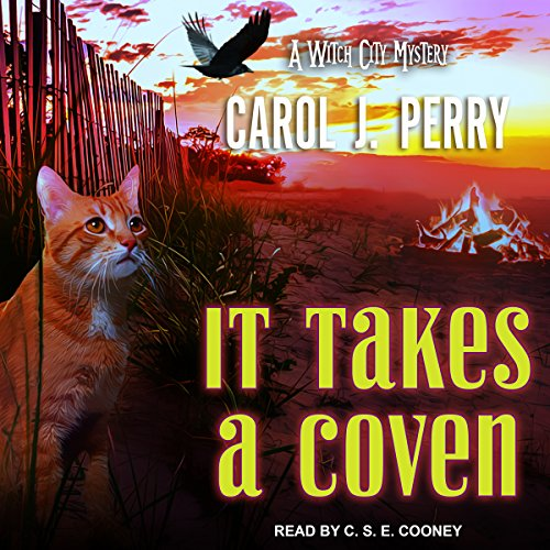 It Takes a Coven: Witch City Mystery Series, Book 6