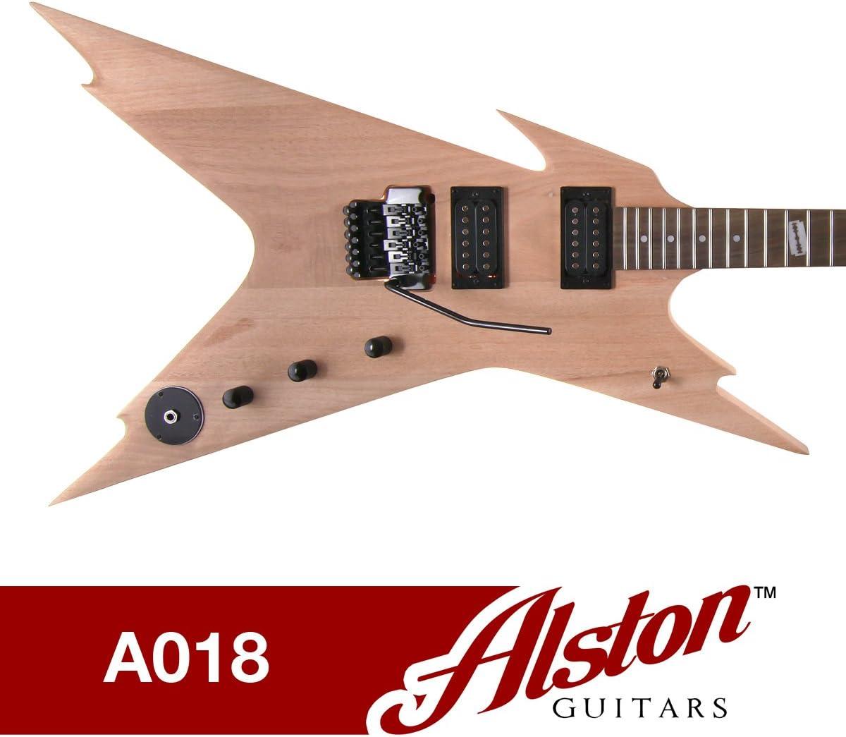 [SCHEMATICS_44OR]  Amazon.com: Alston Guitars - DIY Electric Guitar Kit | Bolt On Neck | Solid  Mahogany & Neck | A018: Musical Instruments | Alston Guitars Kit Wiring Diagram |  | Amazon.com