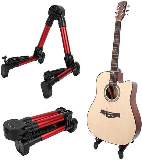 Fafeims Soporte Plegable para Guitarra en Forma de A Soporte de ...