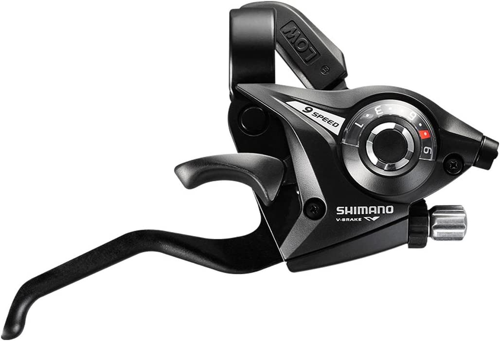 Shimano ST-EF51 3x7S Shifter Brake Lever Brake//Shifter Combo Set w//Shifter Cable
