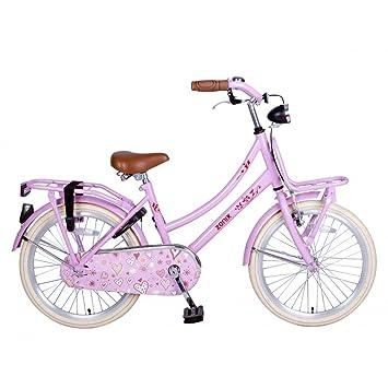3d5b29174 Bicicleta Chica 20 Pulgadas Zonix Oma con Freno Delantero al Manillar y  Contropedal Trasero 85% Montada Rosa: Amazon.es: Deportes y aire libre