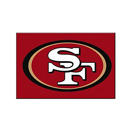 Northwest 1NFL903000013RET Nor San Francisco 49ers NFL Shower Curtain 903