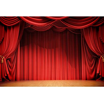 Amazon Com Csfoto 7x5ft Stage Photography Backdrop For School