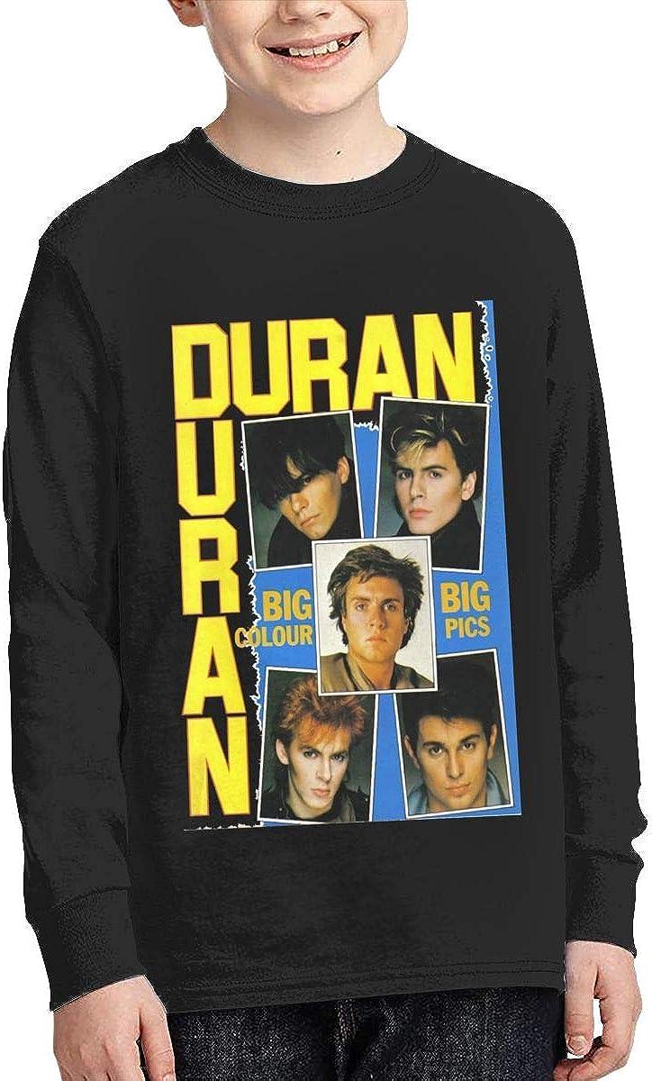 FASHION-NEW-TREND Boys Duran Duran T-Shirt