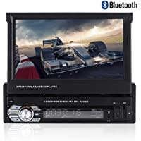 Single DIN Android In Dash Car Stereo Radio