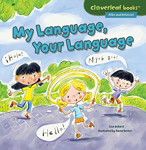 Image result for my language your language book