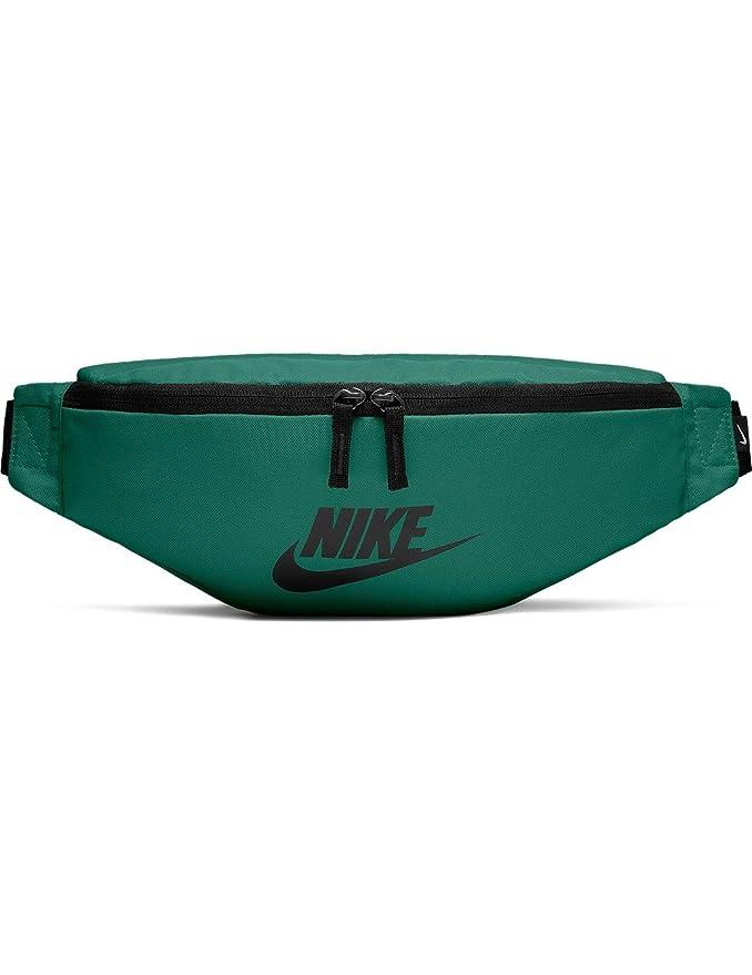 Nike Riñonera Heritage Verde: Amazon.es: Ropa y accesorios