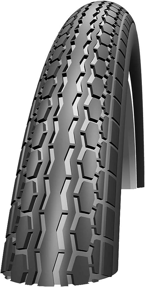 Schwalbe SCH060 - Cubierta para Bicicleta (12,5 x 1,75 Pulgadas), Color Negro: Amazon.es: Deportes y aire libre
