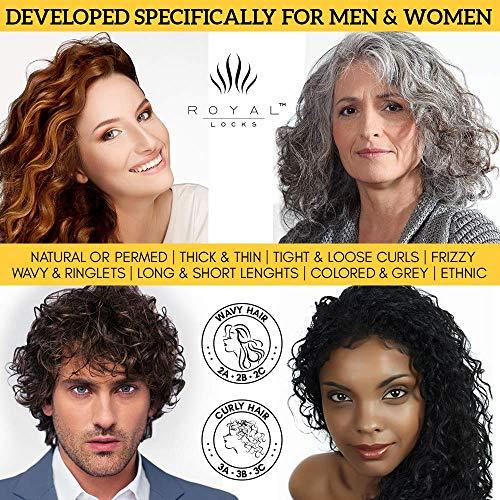 Royal Locks Curl Professional Defining Cream
