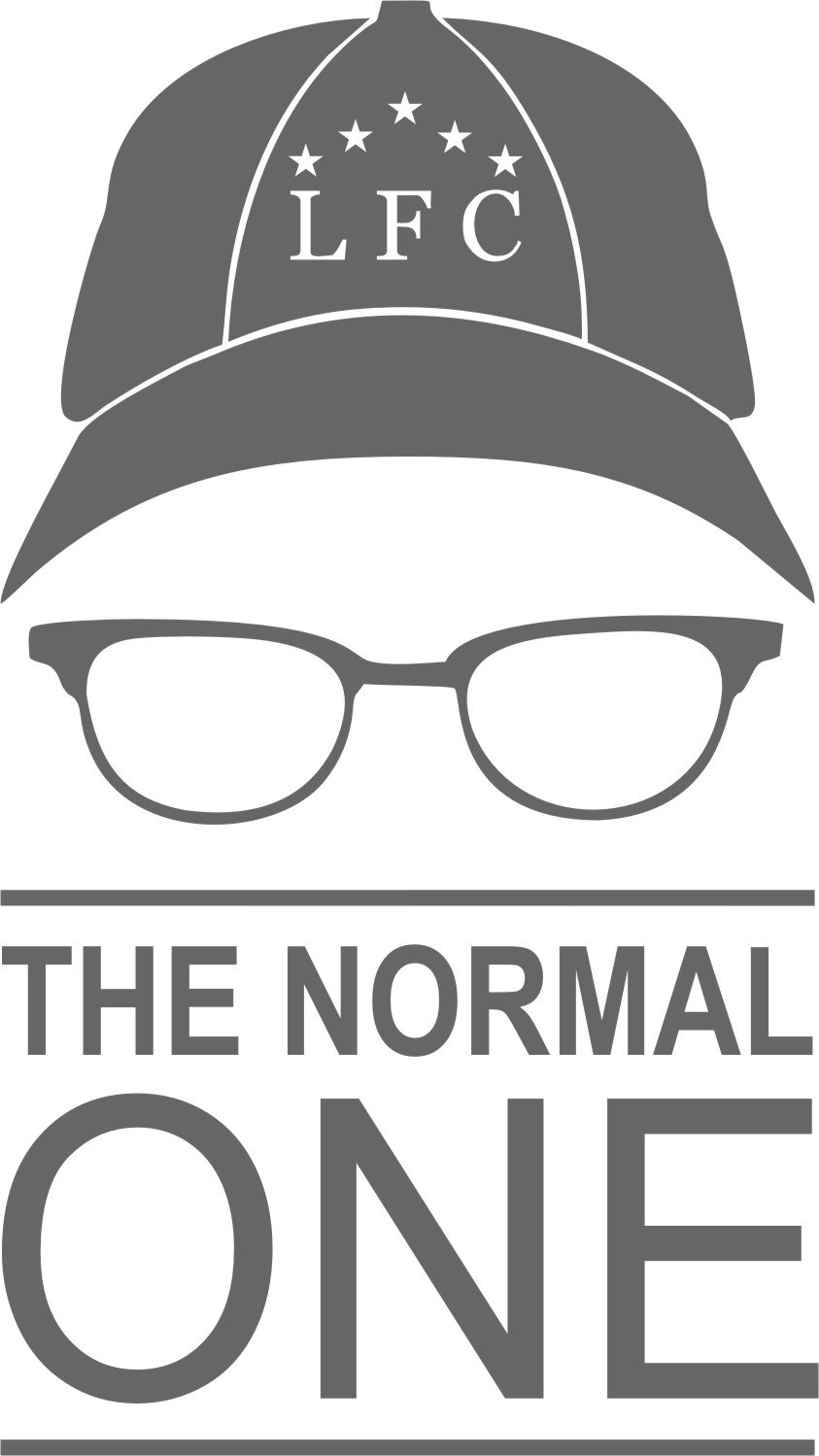 Autoaufkleber NORMAL ONE Klopp Sticker Aufkleber 150x85mm Decal Fan Art Liverpool No Official