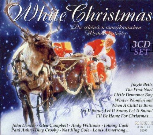 Release White Christmas Die Schönsten Amerikanischen Weihnachtslieder By Various Artists Musicbrainz