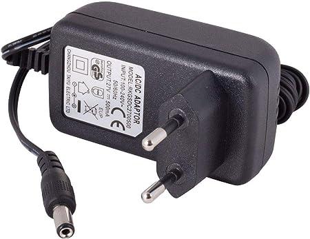 Ariete fuente de alimentación cargador aspiradoras 2763 2767 Cordless Cyclonic de 22 V: Amazon.es: Hogar