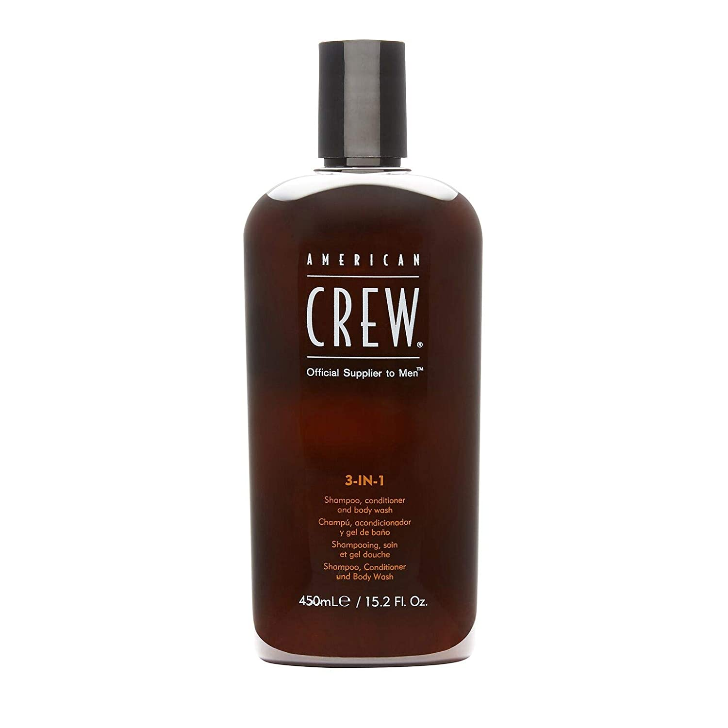 American Crew 3-in-1 Shampoo and Conditioners, 33.8 Fluid Ounce Revlon Professional 669316058510