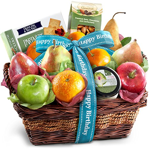 Fruit Birthday Basket - 5