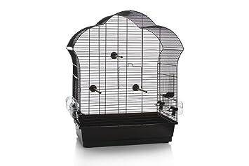 Beeztees vanriel Laura 3 jaula con negro 71,5 x 60,5 x 34 cm ...