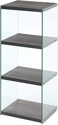 Deal of the week: Convenience Concepts SoHo 4 Tier Tower Bookcase