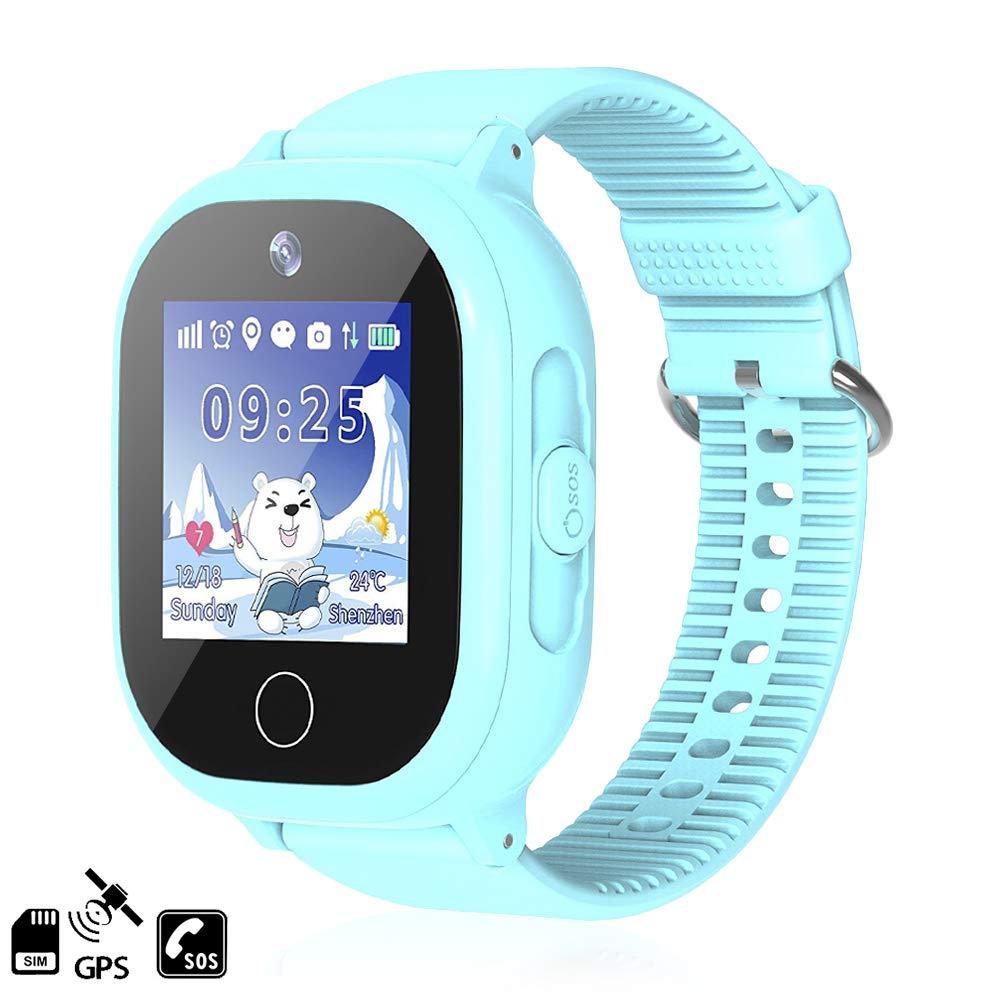 DAM. DMAB0062C55 Smartwatch GPS Especial Niños, Función De ...