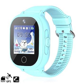 DAM. DMAB0062C31 Smartwatch GPS Especial Niños, Función De Rastreo ...