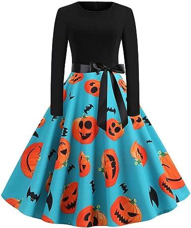 TOFOTL - Vestido de Noche para Mujer, Vestido de Fiesta, de ...